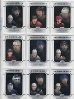 2019-20 UPPER DECK UD PORTRAITS lot of 22 DIFFERENTS CARDS near mint LOT 42    a