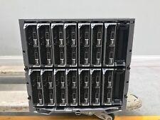 Dell PowerEdge M1000e Blade Chassis w/ 14x Dell M620 2x Xeon E5-2660v2 Blades