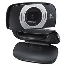 Logitech C615 HD Webcam 1080p Black/Silver 960000733