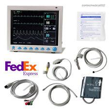 FDA CMS8000 ICU CCU Patient Monitor Vital Signs Monitor Multiparameter,USA FedEx