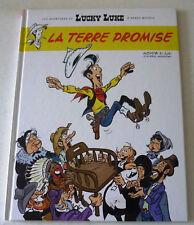 Aventures de Lucky Luke - tome 7 - La Terre Promise- 1ère Édition 2016