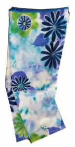 New Go Girl floral print Knee warmers - S/M