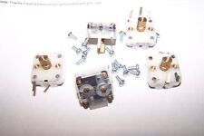 Polyvaricon variable capacitor x10  with mounting screws QRP ATU, VFO, RECEIVER