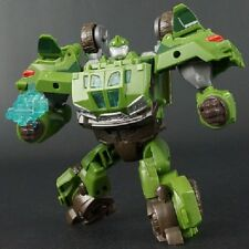 Transformers Prime BULKHEAD Complete Cyberverse Commander lot