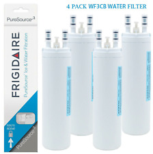 4 packs OEM Frigidaire WF3CB Puresource 3 Replacement Ice & Water Filters Sealed