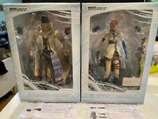 Play Arts Kai Final Fantasy XIII LIGHTNING & SNOW Action Figure Square Enix