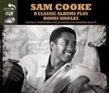 8 Classic Albums Audio CD Sam Cooke 5036408123923