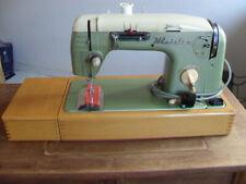 MEISTER Nähmaschine von 1962 - Meisterwerke Schweinfurt - Vintage - mit Koffer