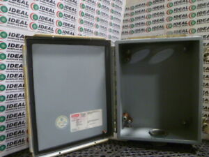 HOFFMAN A1008CH ENCLOSURE USED