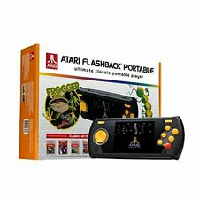 Atari Flashback Ultimate Portable Game Player + 60 Built-in Games - Refurbished