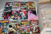 100x DC Marvel and Indie Comics Wholesale Mixed Job Lot Collection