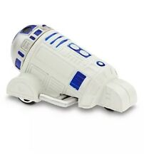 Disney Store Star Wars R2-D2 Robot Die Cast Racer Collectible Toy Car Figure NEW