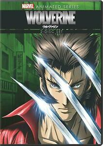 Wolverine Complete Animated Series DVD TV Season