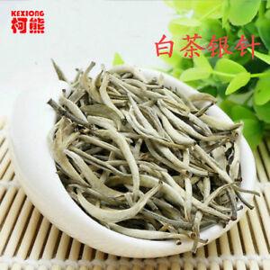 100g Chinese Fuding Silver Needle White Tea Té Bai Hao Yin Zhen Tea Anti-old Tea