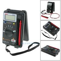 LCD Multimeter Digital Auto Range AC/DC Voltmeter Resistance Frequency Tester