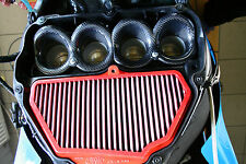 KAWASAKI ZX 10R 2016 Racing air funnels, bell mouth set