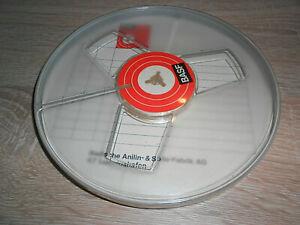 Tonbandspule Magnet Tonband Leerspulen Stück , BASF ø 17,5cm