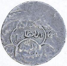 Islamic Jalayrids Shaykh Uways I 1356-1374 Silver Dinar TC2 Shemakha A-2300.4(R)