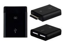 Doble USB 2 Adaptador de Host OTG para Asus TF101 TF201 TF300 TF300T TF300TG U disco