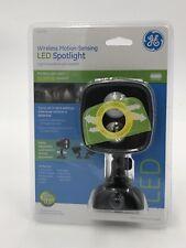 GE Wireless Motion Sensing LED Spotlight Sealed