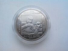 """Ukraine - 2 Gryvnas  coin 2003 """" 28th Olympic Games -  Boxing """""""