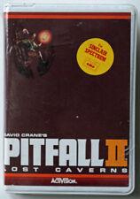 Jeu vidéo Pitfall II: Lost Caverns For Sinclair Spectrum Activision