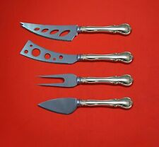 French Provincial by Towle Sterling Silver Deluxe Charcuterie Set 4pc Custom