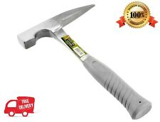 Rock Pick Steel Hammer 11 Inch Geologist Tool Pointed Tip Mining Handle