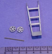 O/On3/On30 1/48 SCALE WISEMAN MODELS DETAIL PARTS: #O156 HAND TRUCK