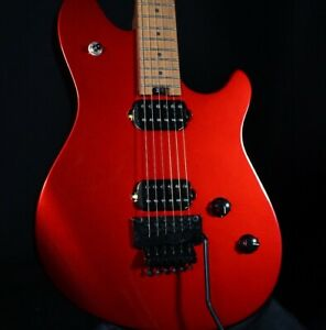 EVH Wolfgang Standard Stryker Red Baked Maple Neck Guitar ICE2100925