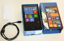 Unlocked Nokia Lumia 1320 Microsoft Windows Mobile Cell Phone 8GB Black