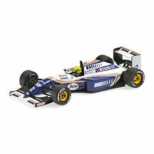 1:43 Minichamps 1994 Williams Renault FW16 Ayrton Senna 540944302