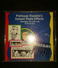 Professor frenklin's instant photo effect by Epson  per pc