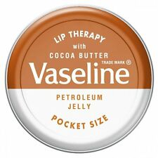 Vaseline Lip Therapy Petroleum Jelly Cocoa Butter 20g
