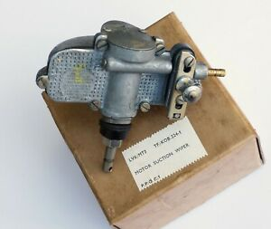 Original Trico NOS Pneumatic Suction / Vacuum Wiper Motor, LV6/MT3, TF/KOB224-1