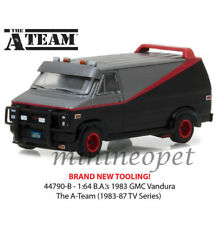 Greenlight 44790 B Hollywood The A Team 1983 Gmc Vandura 1/64 Grey Black