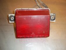 1988 Kawasaki ninja ZX600C taillight zx 600 R tail light stop brake ZXR