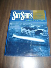 Sky Ships by William F. Althoff (1990, Hardcover) 1st ED