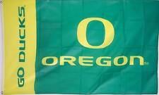 GO DUCKS OREGON STATE NCAA FLAG BANNER NEW 3x5ft usa seller