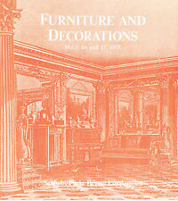 Sotheby's-Furniture & Decorations inc. Estate of Mary Hogan - May 16-17, 1977
