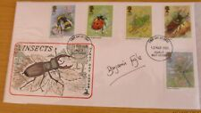 """FDC (First Day Cover) Signed Benjamin (Ben) Fogle, """"Naturalist"""""""