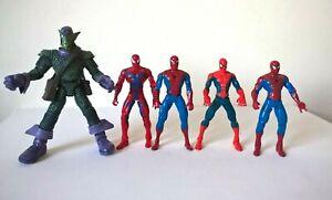 Vintage 90s Spider-Man Action Figure Bundle / Joblot