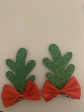 Christmas Hairpins