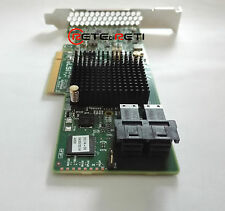 LSI 9341-8i 8-Port Internal 12Gb/s SAS RAID card LSI00407 2x HD Mini-SAS