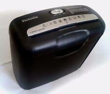 ProAction paper shredder 5 sheet A4 strip cut 10 Litre