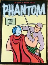 COLLANA NEW COMICS NOW COMIC ART N. 127 PHANTOM DAILY STRIPS 1955 LEE FALK BARRY