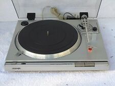 Sony PS-T22 Direct Drive Record Player Deck plateau tournant + Sony Cartouche & Stylet