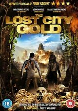 LOST CITY OF GOLD, THE (DVD) (NEW) (ACTION)