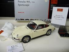 1:18 CMC M-067C Porsche 901 911 ivory elfenbeinweiss NEU NEW
