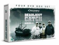 Deadliest Catch Series 4 Gift Pack [DVD], , Like New, DVD